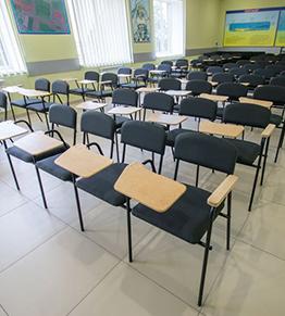 Комплексная поставка мебели для учебного центра в Чугуеве