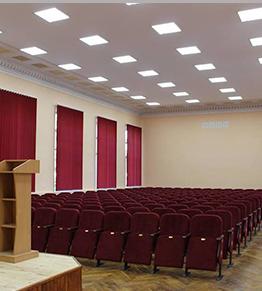208 новый кресел для Дома офицеров в Виннице