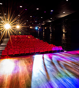 """В кинотеатре """"Nowa Fala"""" в Гижицко (Польша) установлены наши кресла"""