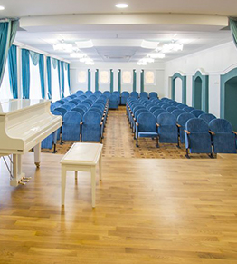 Детская музыкальная школа <br> им. К. Шульженко, Киев