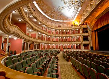 Национальный академический драматический театр <br> им. И. Франко, Киев
