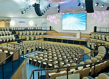 Конференц зал гостиничного комплекса «Одесса», Одесса
