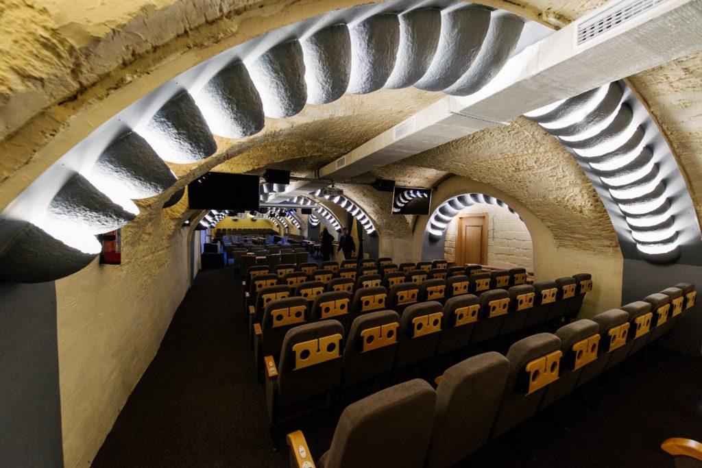 В центре Одессы открылся концертный зал-трансформер на 350 посадочных мест