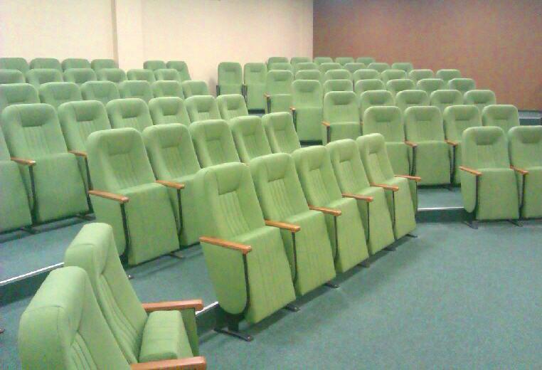 Оборудован конференц-зал торгово-промышленной группы компаний «FOZZY group», г. Киев