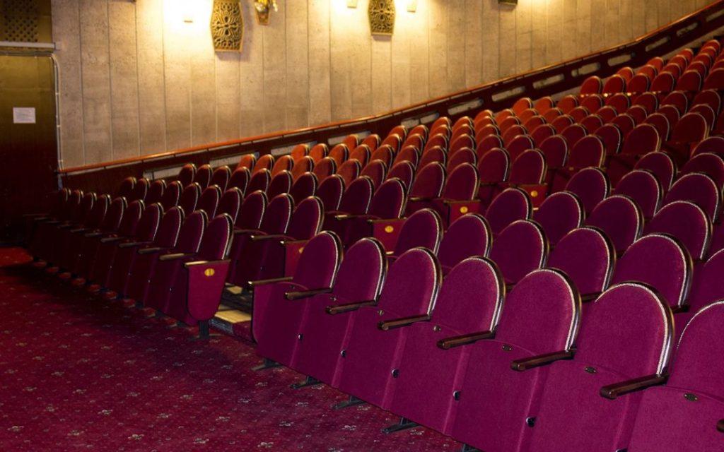 Цыганский театр в Киеве заказал 434 театральных кресла у мебельной фабрики Премьера