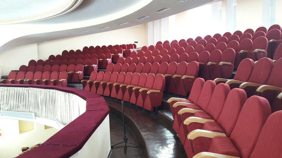 В Днепропетровской филармонии им Леонида Когана обновлен большой концертный зал