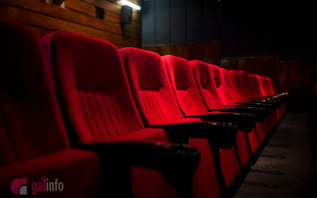 Во Львовском киноцентре (Lviv Film Center) обновили кинозал на 176 мест
