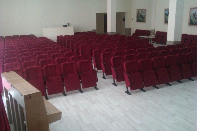 Завершен проект по обустройству концертного зала Богуславского гуманитарного колледжа